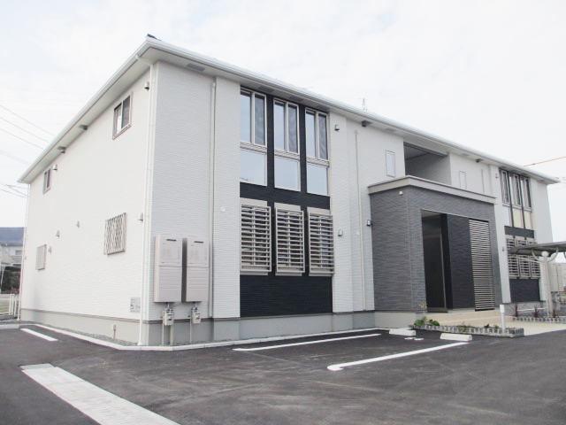メゾン・ジェルメ パルト 1階 2LDK 賃貸アパート