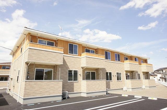 コンフォールNC 2階 2LDK 賃貸アパート