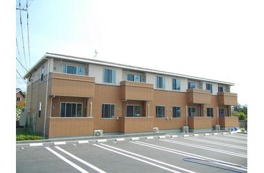 百乃喜 2階 2LDK 賃貸アパート