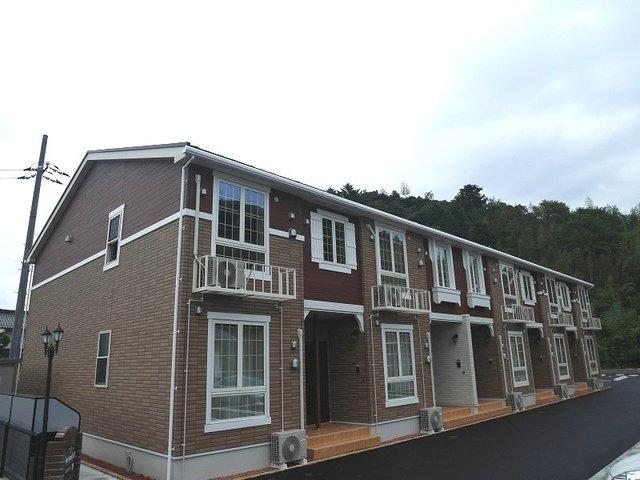 ウェスト ローレル A 1階 1LDK 賃貸アパート