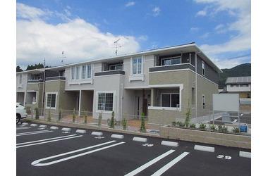 グランドウ-ル Ⅱ 1階 2DK 賃貸アパート