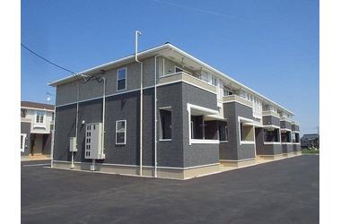 レジデンスA 1階 2DK 賃貸アパート