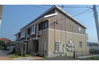 エスポワールⅡ 1階 1LDK 賃貸アパート