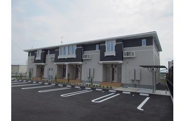 ラフレ-ズM Ⅱ 1階 1LDK 賃貸アパート