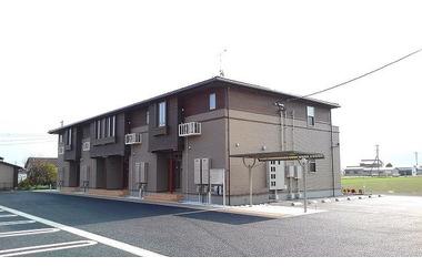 アビィ・ロ-ド B 1階 2DK 賃貸アパート