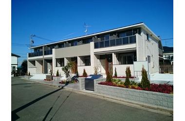 ラフォーレ都筑1階1LDK 賃貸アパート