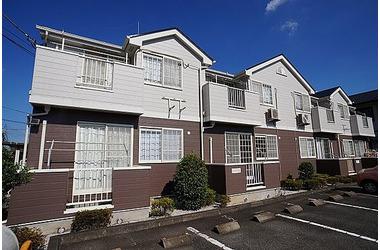 サンパティーク HIRO III 2階 2LDK 賃貸アパート