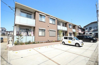 メゾンブリエ 1階 1LDK 賃貸アパート