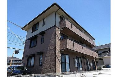 ノースクレスト 2階 2DK 賃貸アパート