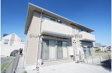アン・アルブルI 2階 2LDK 賃貸アパート