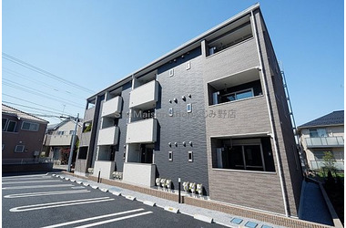 カーサドルチェI 3階 1LDK 賃貸アパート