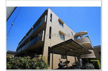 パームサイト 1階 2LDK 賃貸マンション