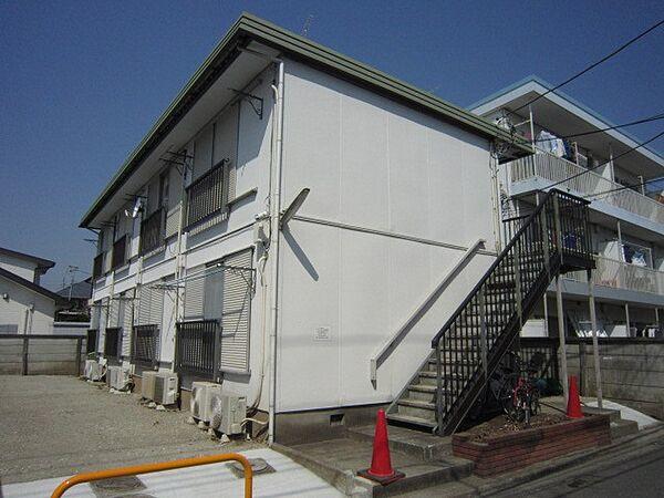 武蔵関 徒歩15分 2階 1K 賃貸アパート