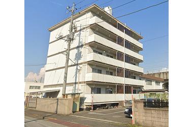 あおばマンション 4階 2LDK 賃貸マンション