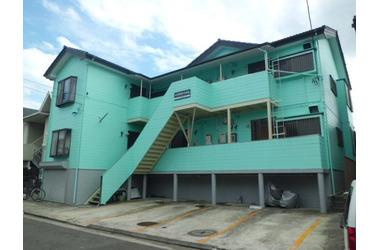 ベイサイドハイム 2階 2DK 賃貸アパート