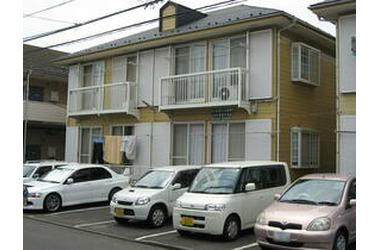 リバーサイドハイツ座間Ⅴ 2階 1DK 賃貸アパート