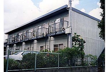 上の台コーポ 2階 2K 賃貸アパート