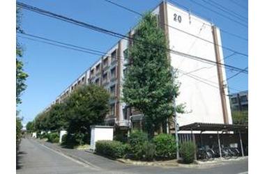 萩山 徒歩12分 1階 1DK 賃貸マンション