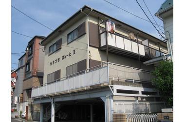 もちづきぱぁーとⅢ 2階 2DK 賃貸アパート