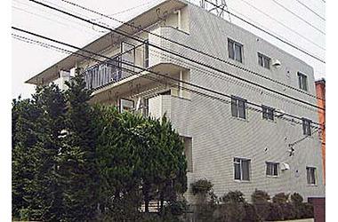 京王多摩川 徒歩7分 3階 2DK 賃貸マンション