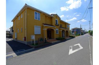 成島 徒歩15分 2階 2LDK 賃貸アパート