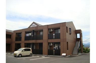 スカイヒルズ B 2階 1K 賃貸アパート