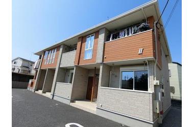 武蔵嵐山 徒歩18分 1階 2DK 賃貸アパート