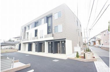 新河岸 徒歩15分 3階 1LDK 賃貸アパート