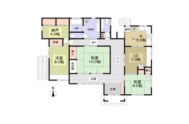 すみよし台賃貸住宅 1階 3SDK 賃貸アパート