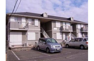 西府 徒歩8分 2階 3DK 賃貸アパート