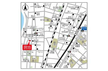 雑色 徒歩13分 1階 2LDK 賃貸アパート