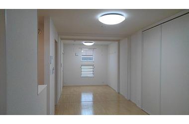 鷹の台 徒歩3分 2階 1LDK 賃貸アパート