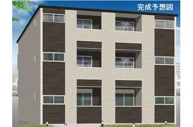 ラフェリオⅢ 3階 1LDK 賃貸アパート