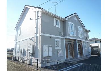 シャンドフル-ルC 1階 2DK 賃貸アパート