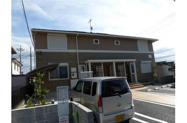 東松山 徒歩19分 1階 2LDK 賃貸アパート