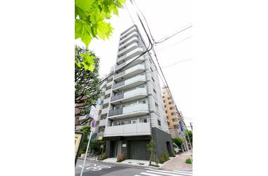 上野 徒歩10分 8階 1LDK 賃貸マンション