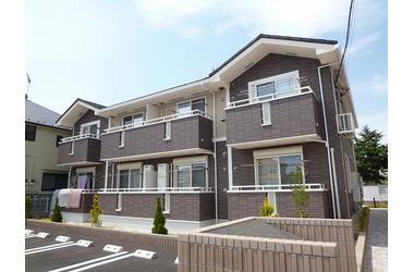 箱根ヶ崎 徒歩16分 2階 1LDK 賃貸アパート