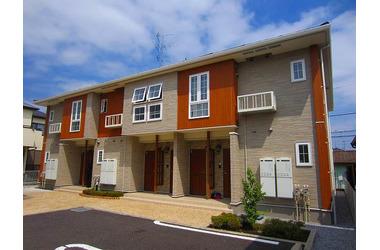 サンファミリーB 1階 2DK 賃貸アパート