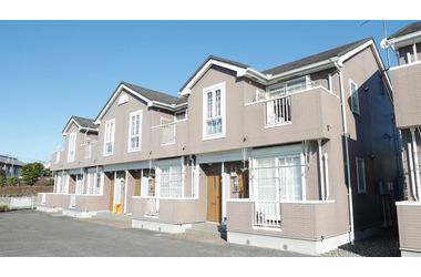 蒲須坂 徒歩31分 1階 2DK 賃貸アパート