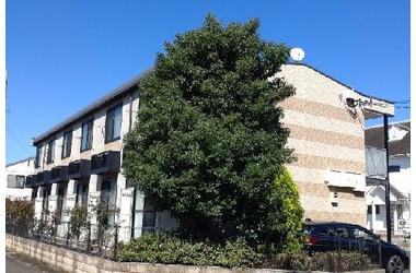 レオパレスアルブル 2階 1K 賃貸アパート