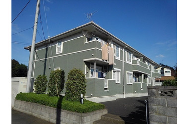 栗橋 バス15分 停歩8分 2階 2LDK 賃貸アパート