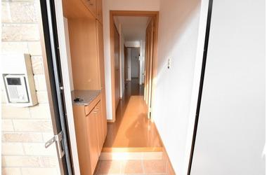 グランプレジールA 1階 2DK 賃貸アパート