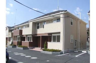 プラシードC 1階 2DK 賃貸アパート