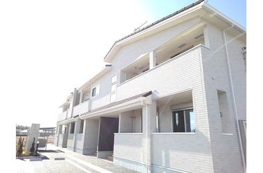 小金井 徒歩45分 2階 2LDK 賃貸アパート