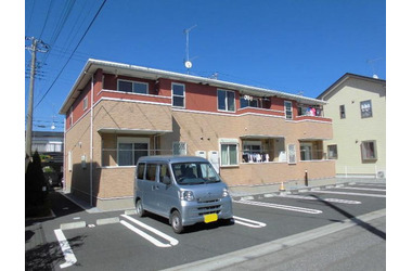 水海道 バス25分 停歩4分 2階 2LDK 賃貸アパート