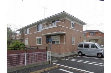水海道 バス19分 停歩2分 2階 2LDK 賃貸アパート