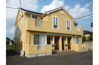 川島 徒歩17分 2階 2LDK 賃貸アパート
