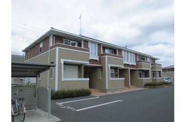 水海道 バス25分 停歩6分 2階 2LDK 賃貸アパート