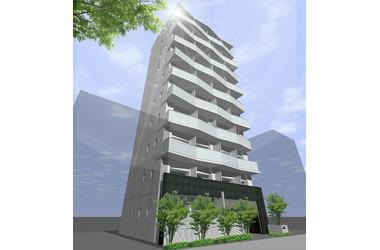 神奈川新町 徒歩6分 3階 1K 賃貸マンション