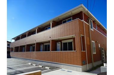 東福生 徒歩13分 2階 1LDK 賃貸アパート